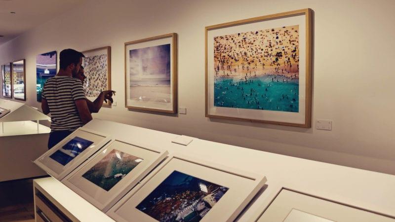 Onde fazer compras em Sydney, na Austrália? Bondi Beach galeria de fotos