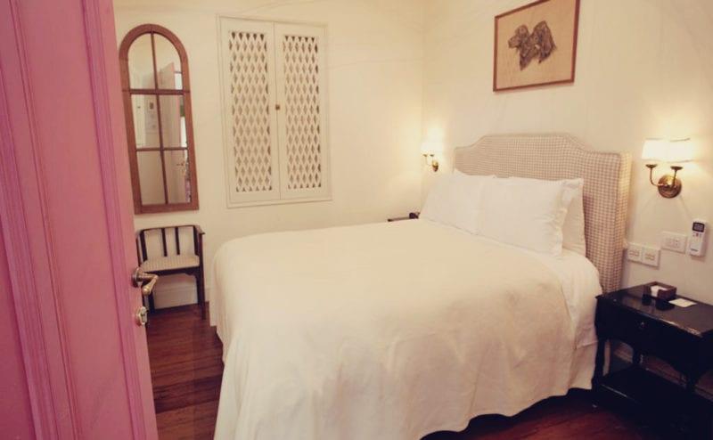 Quinta Miraflores - onde ficar em Lima