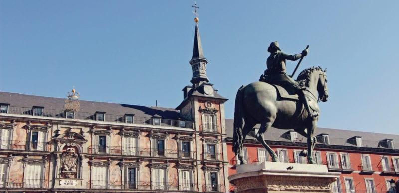 Visitando Plaza Mayor e o Mercado San Miguel em Madri 02