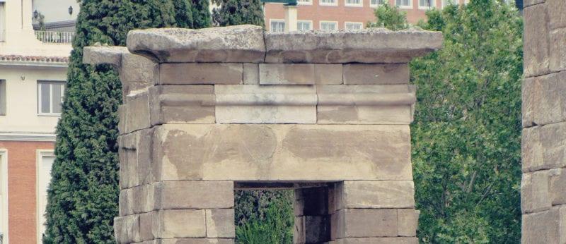 Visitando o Templo Debod e o Teleférico de Madri 03