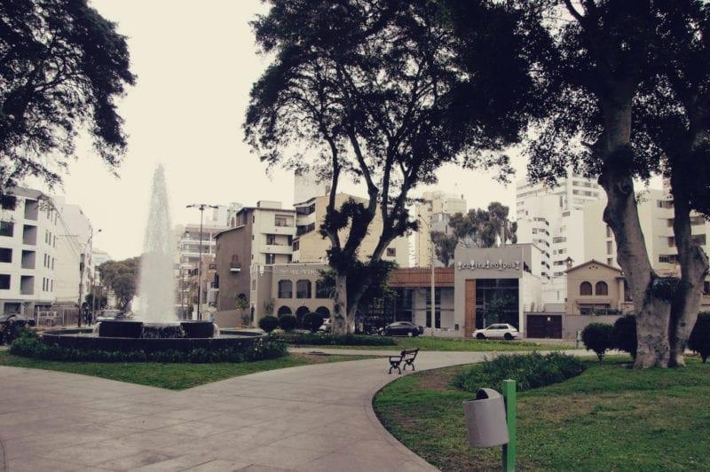 bairros de lima - miraflores