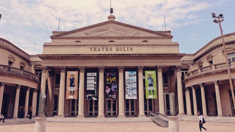 Roteiro barato montevidéu, uruguai - teatro solis