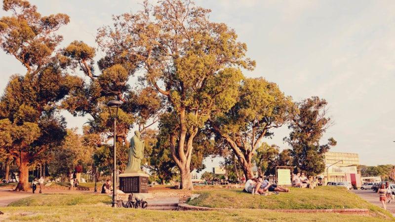 Roteiro barato montevidéu, uruguai - parque Rodó