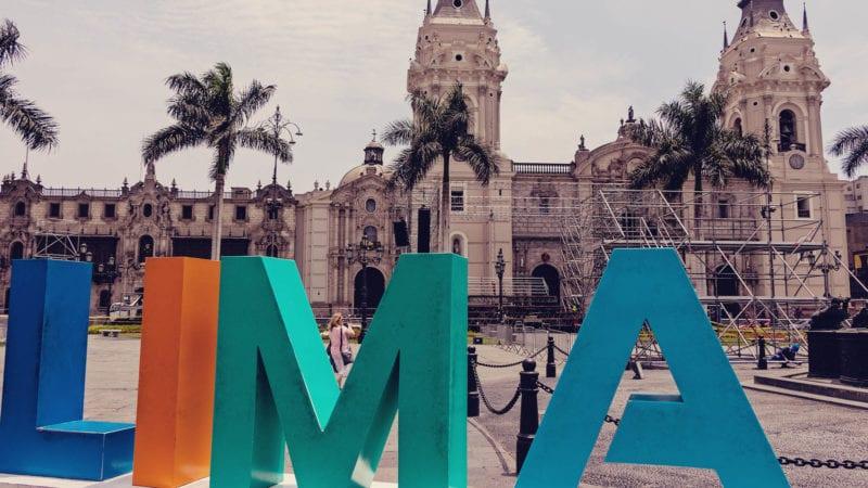 Lima, Peru - centro histórico 06