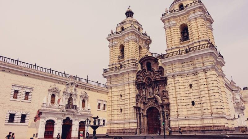 Lima, Peru - centro histórico 07