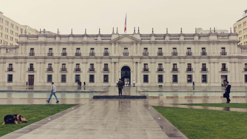 O que fazer no centro de Santiago do Chile: a pé