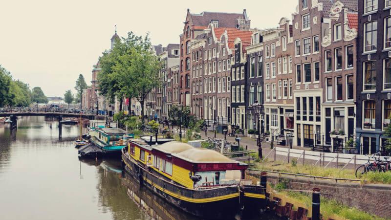 Programas alternativos em Amsterdam: museu marítimo