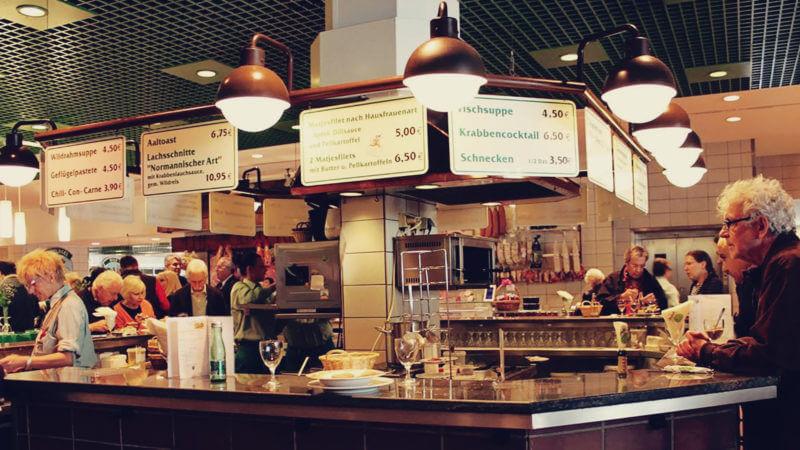Onde comer em Berlim rogacki