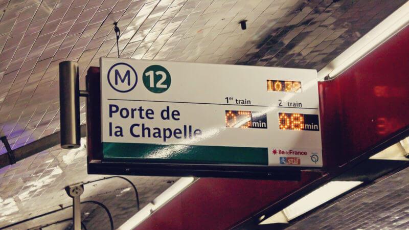 usando o metro e transporte publico de paris 10