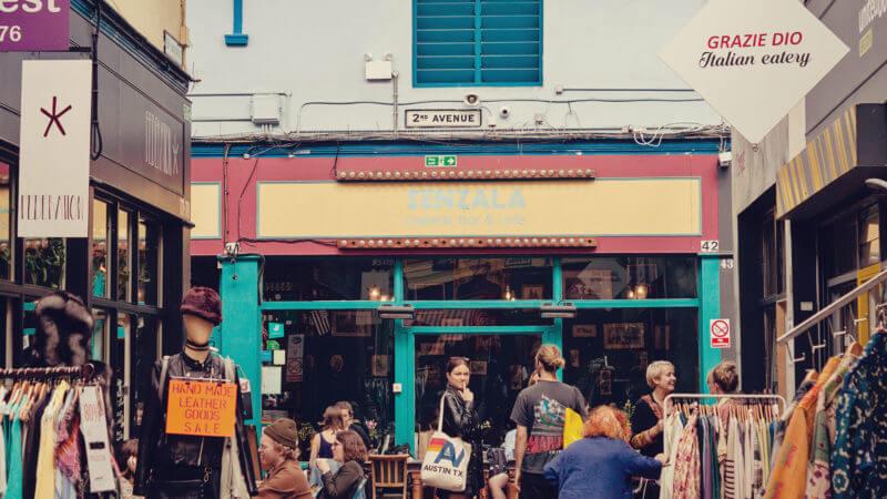 Roteiro em Brixton bairro de david bowie em londres 10