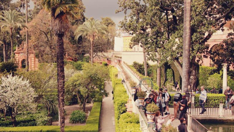 viagens românticas pela espanha