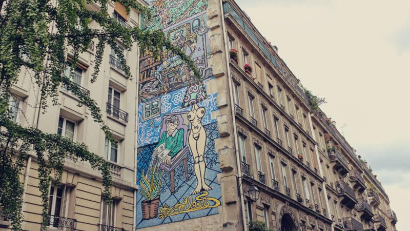 lugares para fazer compras em Paris 07