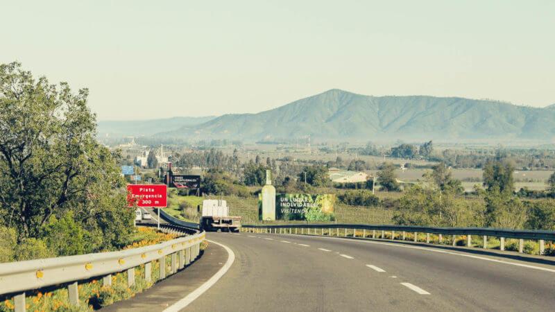 Como se locomover em Santiago - dicas de transporte - carro