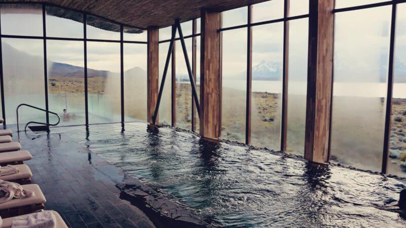 Tierra Patagônia - SPA e piscina