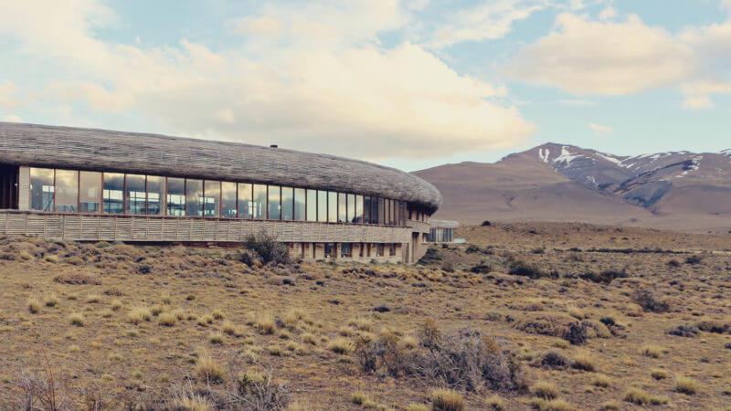 Tierra Patagônia - arquitetura