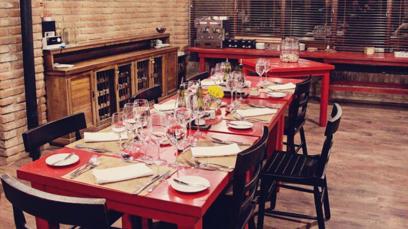 Vinícola Matetic, no Vale de Casablanca - onde comer