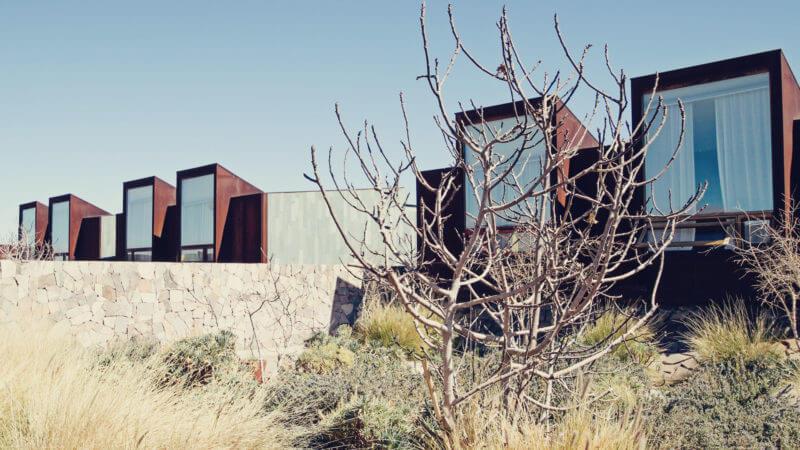 Hotel Tierra Atacama, Chile - arquitetura moderna