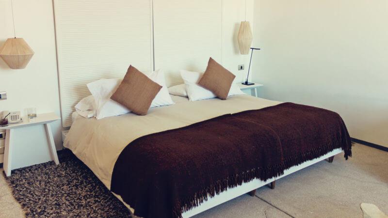 Hotel Tierra Atacama, Chile - quartos